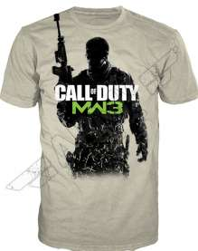 T-shirt Call of duty