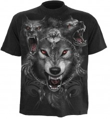 T-Shirt WOLF TRIAD