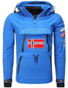 Softshell Giacca Geographical Norway Tuilding