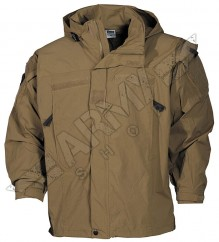 US soft shell jacket